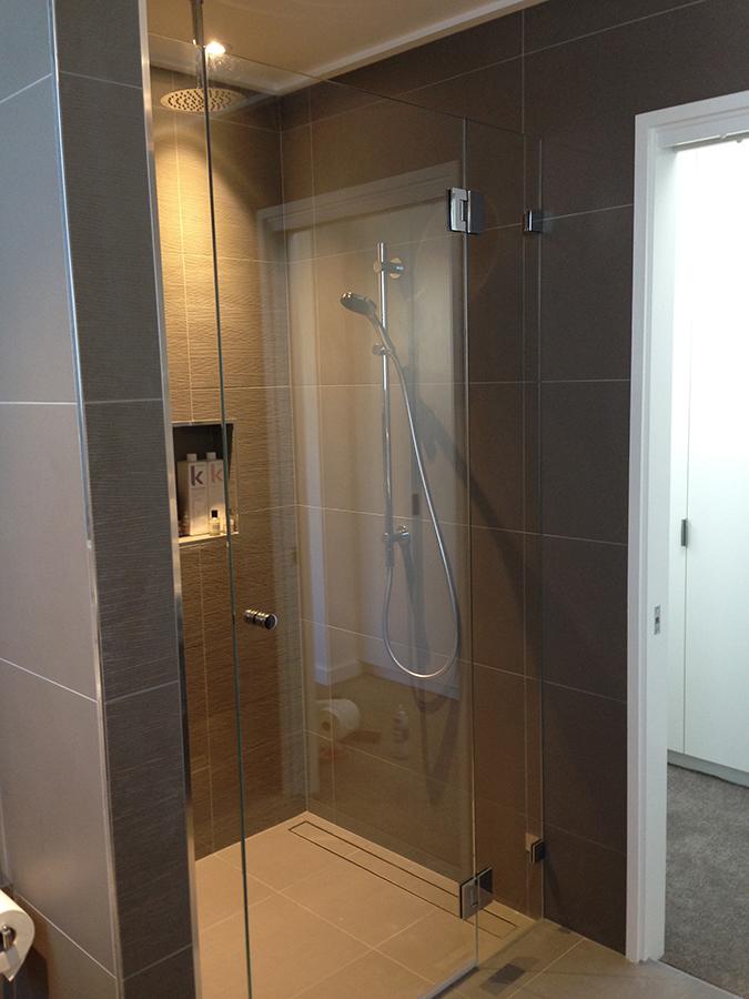 Harvey Glass Shower Screens