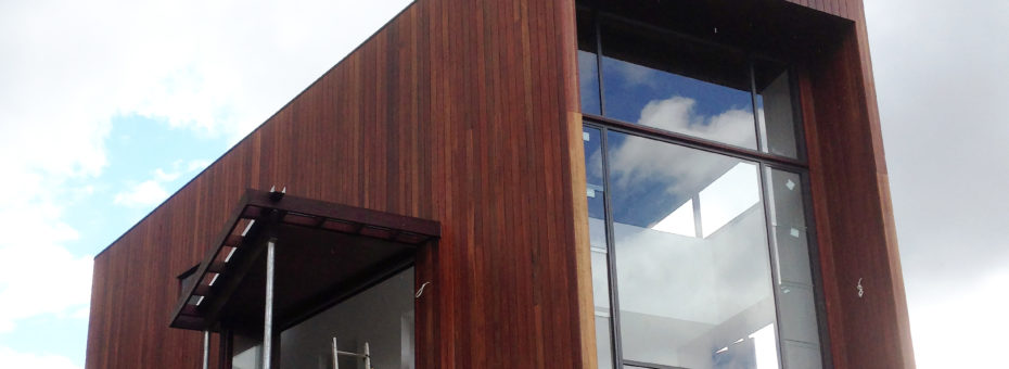 Brookfield Spotted Gum House